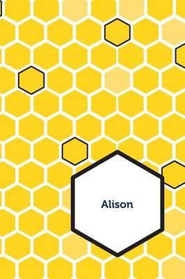 Etchbooks Alison, Honeycomb, Wide Rule