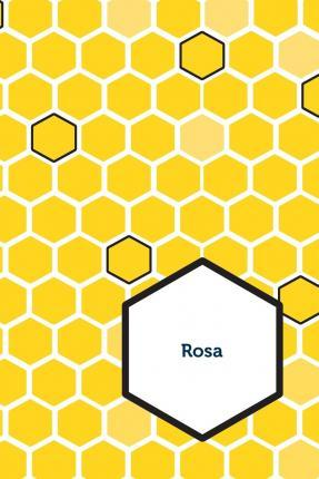 Etchbooks Rosa, Honeycomb, Wide Rule