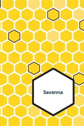 Etchbooks Savanna, Honeycomb, Wide Rule
