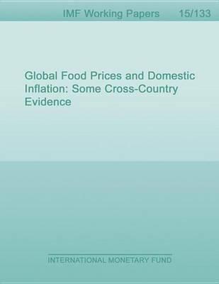 Global Food Prices and Domestic Inflation