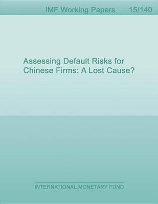 Assessing Default Risks for Chinese Firms