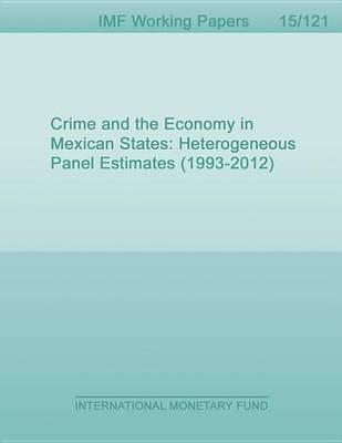 Crime and the Economy in Mexican States