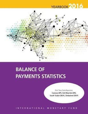 Balance of Payments Statistics Yearbook 2016
