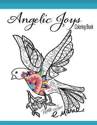 Angelic Joys Coloring Book