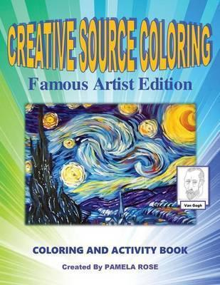 Creative Source Coloring and Activity Book