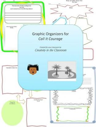 Graphic Organizers for Call It Courage