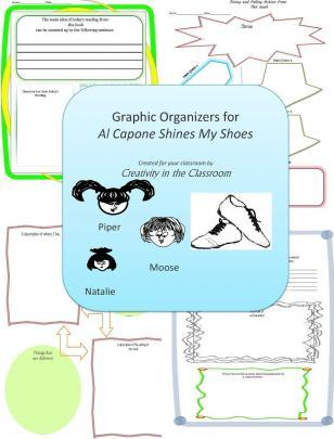 Graphic Organizers for Al Capone Shines My Shoes