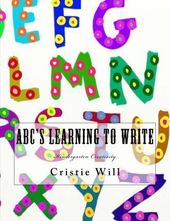ABC's Learning to Write