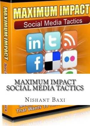 Maximum Impact Social Media Tactics
