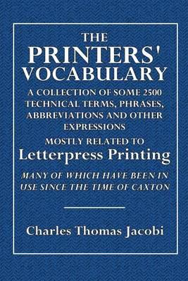 The Printers' Vocabulary