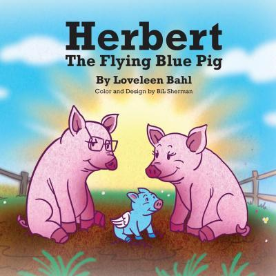 Herbert the Flying Blue Pig