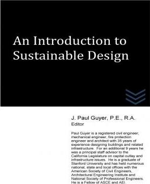 An Introduction to Sustainable Design