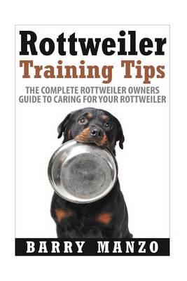 Rottweiler Training Tips