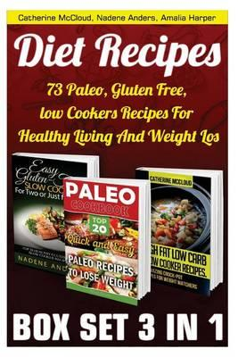Diet Recipes Box Set 3 in 1