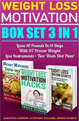 Weight Loss Motivation Box Set 3 in 1