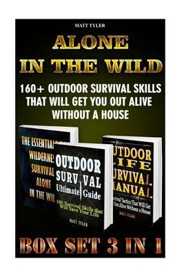 Alone in the Wild Box Set 3 in 1