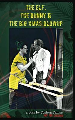 The Elf, the Bunny & the Big Xmas Blowup