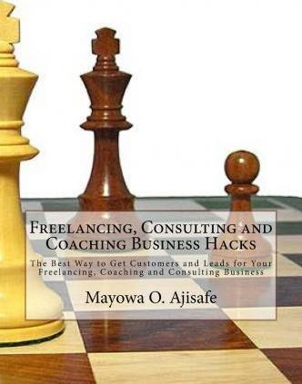 Freelancing, Consulting and Coaching Business Hacks 1