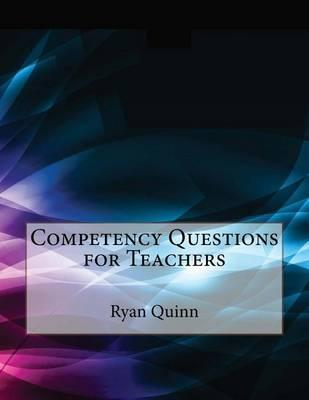 Competency Questions for Teachers