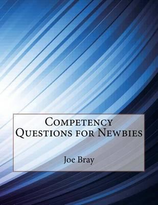Competency Questions for Newbies