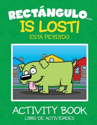 Rectangulo... Is Lost - Activity Book