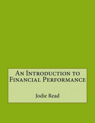 An Introduction to Financial Performance