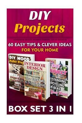DIY Projects Box Set 3 in 1