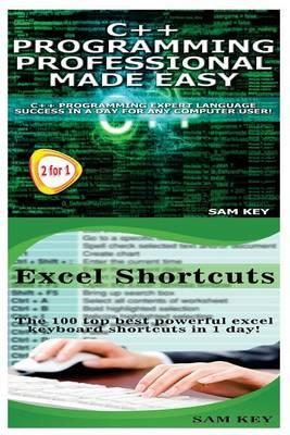 C Programming Professional Made Easy & Excel Shortcuts