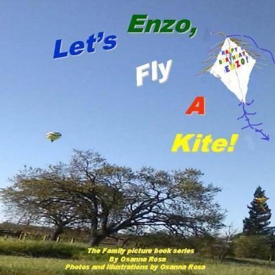 Enzo, Let's Fly a Kite!