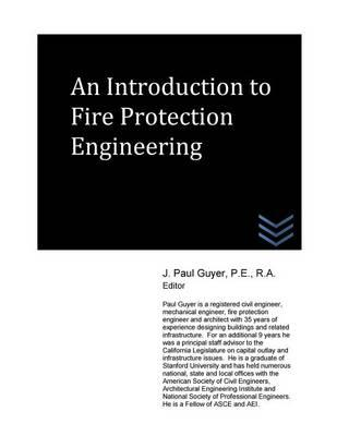 An Introduction to Fire Protection Engineering