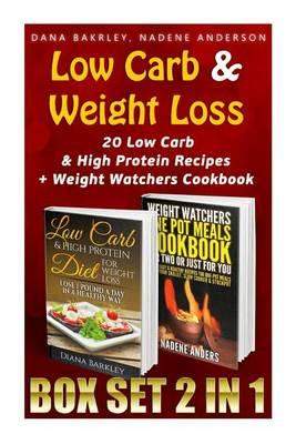 Low Carb & Weight Loss Box Set 2 in 1