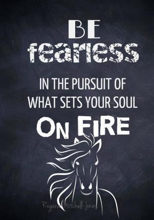 Be Fearless - A Journal