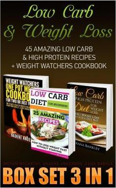 Low Carb & Weight Loss Box Set 3 in 1