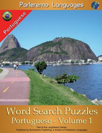 Parleremo Languages Word Search Puzzles Portuguese - Volume 1