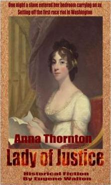 Anna Thornton Lady of Justice