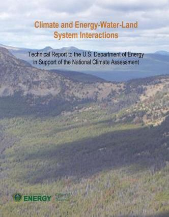 Climate and Energy-Water-Land System Interactions