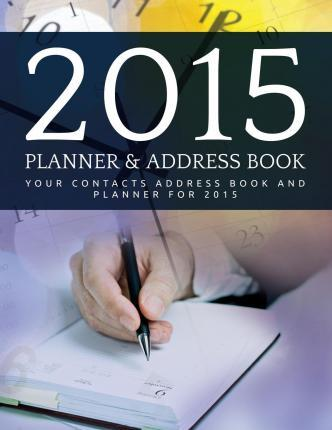 2015 Planner and Address Book