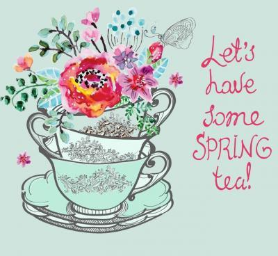 Let's Have Some Spring Tea