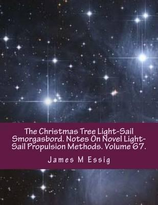 The Christmas Tree Light-Sail Smorgasbord. Notes on Novel Light-Sail Propulsion Methods. Volume 67.