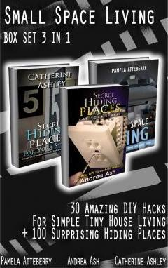 Small Space Living Box Set 3 in 1