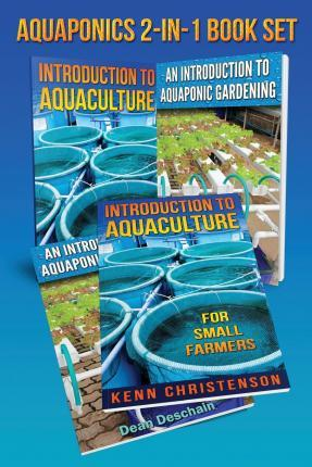Aquaponics 2-1 Book Set