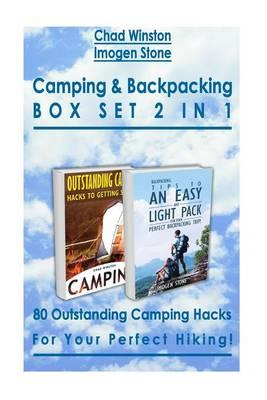 Camping & Backpacking Box Set 2 in 1