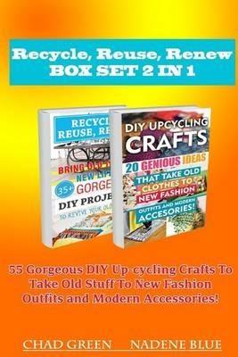 Recycle, Reuse, Renew Box Set 2 in 1