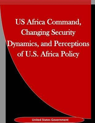 Us Africa Command, Changing Security Dynamics, and Perceptions of U.S. Africa Policy