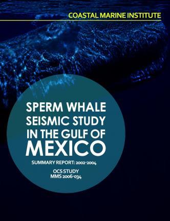 Sperm Whale Seismic Study in the Gulf of Mexico Summary Report, 2002-2004