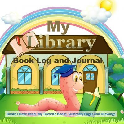 My Library Book Log and Journal