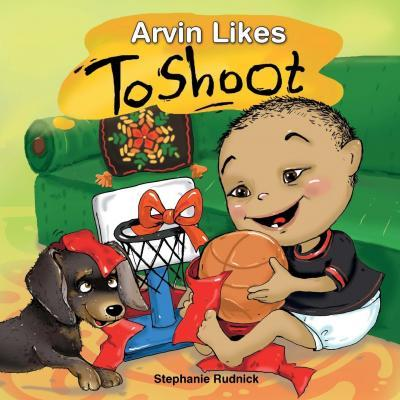 Arvin Likes to Shoot