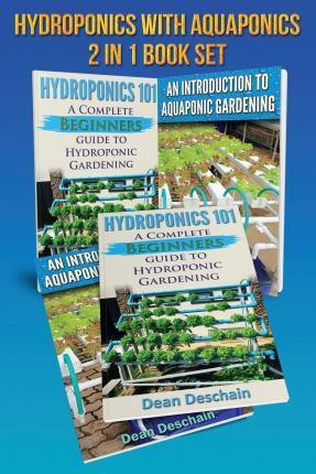 Hydroponics - Aquaponics 2 in 1 Book Set Book