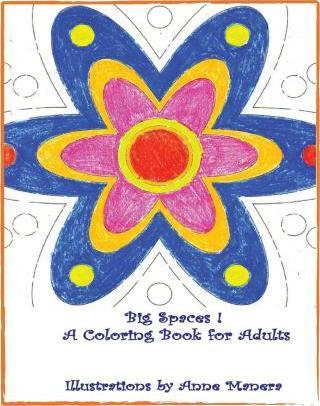 Big Spaces ! a Coloring Book for Adults