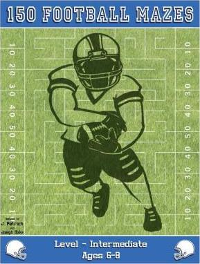 150 Football Mazes